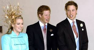 prince harry prince harry and prince william s secret step sister laura lopes