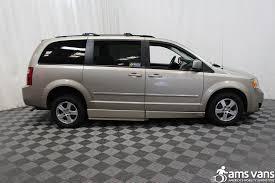 2008 dodge grand caravan wheelchair van for sale 24 999