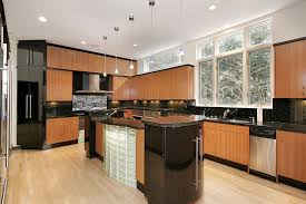 black backsplash kitchen 43 new and spacious light wood custom kitchen designs