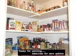 kitchen cabinet ideas pull out pantry storage youtube kitchen pantry shelves shellecaldwell com