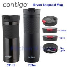contigo travel mug contigo byron insulated travel mug coffee mug stainless steel flask