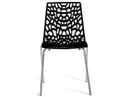 chaises cuisine conforama chaise groove 2 coloris noir vente de chaise conforama