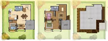 sample floor plans for houses example floor plan for 2 story house