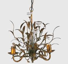 Vintage Flower Chandelier How To Pick Out A Vintage Chandelier Antique Farmhouse