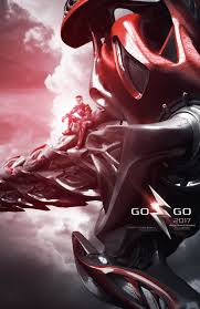 power rangers movie u0027s zords posters gamespot