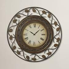 Decorative Wall Clocks For Living Room Excellent Decorative Wall Clock 142 Decorative Wall Clocks Walmart
