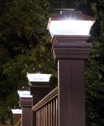 menards solar deck lights deck solar post lights onesong me