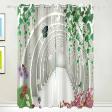 Childrens Bedroom Window Treatments Compare Prices On Kids Window Drapes Online Shopping Buy Low