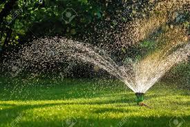 modern device of irrigation garden irrigation system technique