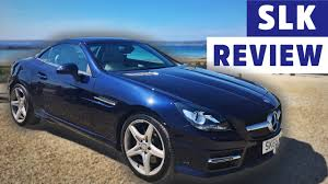 should i buy the mercedes slk full review youtube
