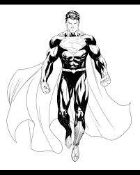 superman by ryan benjamin dccomics superman clarkkent