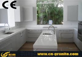 kitchen cabinet marble top white marble gloss artificial marble top kitchen