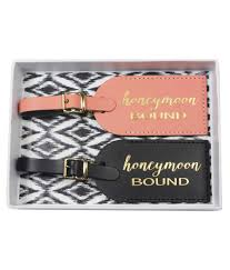 wedding luggage tags honeymoon luggage tags wedding luggage tags and groom tags