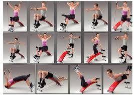 Bench Workout Routine Best Ab Bench Exercises Use You Board Not Just For Sit Ups