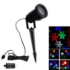 Christmas Outdoor Light Projector by Outdoor Christmas Laser Lights Snowflake Projector Holiday Light