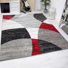 tappeto soggiorno soggiorno tappeto moderno geometrica motivo a cerchi erica in