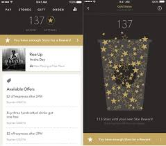 starbucks ios app puts loyalty first with new rewards features