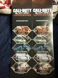 Cod Black Ops Maps Black Ops 2 Uprising Map Pack Leaked Neogaf
