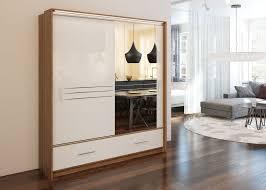 porte de chambre pas cher alva 203 armoire pas cher armoires de chambre et porte armoire