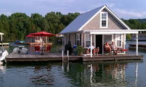 Small Lake Cabin Plans Houseboat Images It U0027s A House It U0027s A Houseboat U2026 No It U0027s A