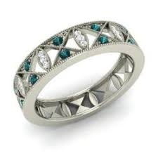 blue diamond wedding rings blue diamond wedding ring blue diamond wedding band diamondere