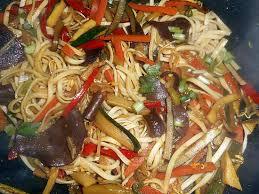 comment cuisiner les nouilles chinoises les meilleures recettes de nouilles de blé