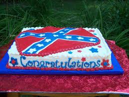 Flag Cakes Belle U0027s Bliss How To Make A Rebel Cake Flag