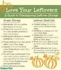 how can you safely eat thanksgiving leftovers wtvr