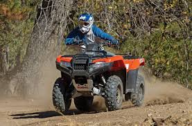 dirt wheels magazine 2015 honda rancher 420 4 4