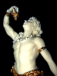 dionysus greek god statue god dionysus the god of wine who introduced the cultivation of the