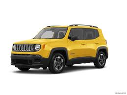 jeep yellow 2017 jeep renegade 2017 2 4l sport 4x2 in kuwait new car prices specs