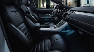 velar land rover interior range rover evoque luxurious compact suv land rover