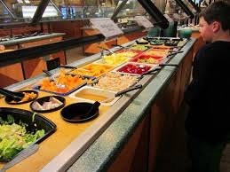 Buffet Salad Bar by Salad Bar Picture Of Ryan U0027s Grill Buffet U0026 Bakery Dawsonville