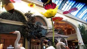 Botanical Gardens Bellagio by A Great Place To Enjoy Las Vegas Bellagio Conservatory