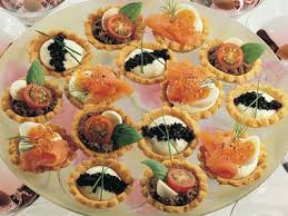 rye bread canapes how to croustade bases for hors d oeuvres reader s digest