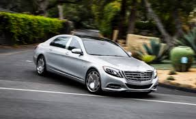 maybach landaulet 2016 mercedes maybach s600 test u2013 review u2013 car and driver