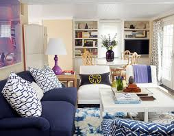 navy sofa design ideas