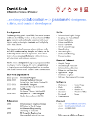 Best Professional Resume Format One Page Resume Template Cyberuse