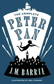 the complete peter pan by j m barrie nudge