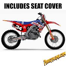 lucas pro oil motocross tld lucas oil honda graphic kit pro style mx