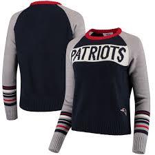 patriots sweater patriots touch by alyssa s team spirit
