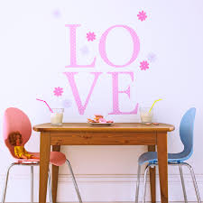 giant letter and name wall stickers giant wall letter stickers pink polka
