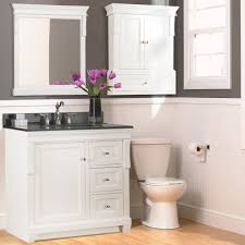 Home Depot White Bathroom Vanity by The