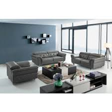 Leather Modern Sofa by Modern Leather Sofas Contemporary Couches