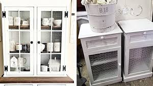 how to make kitchen cabinet doors how to make a country cabinet with chicken wire doors