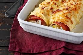 cuisiner endives au jambon recette de cannellonis aux endives et jambon la recette facile