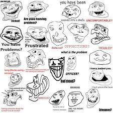 Meme Names And Faces - image 491351 trollface coolface problem know your meme