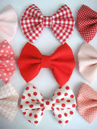 fabric bows assorted poly cotton fabric hair bows 100 cotton fabric