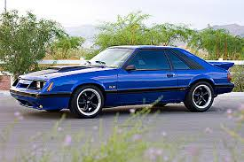 mustang gt 1986 1986 ford mustang gt keith cope flickr