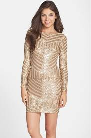 gold dresses for new years 7 sparkly new year s sequin dresses southern living
